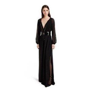 Altazurra for Target Black Maxi Dress Size 4